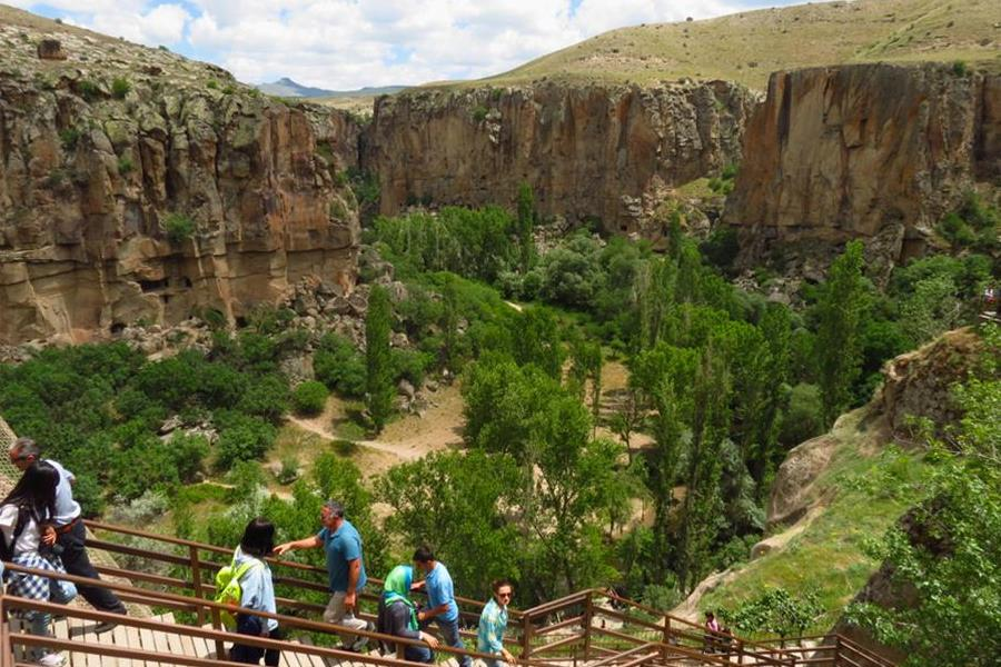 South Cappadocia Tour (Green Tour)